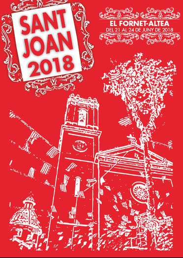 Festes de Sant Joan en Altea