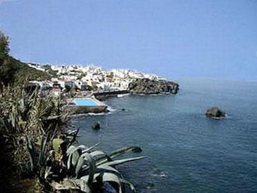 Blick auf San Juan de Rambla