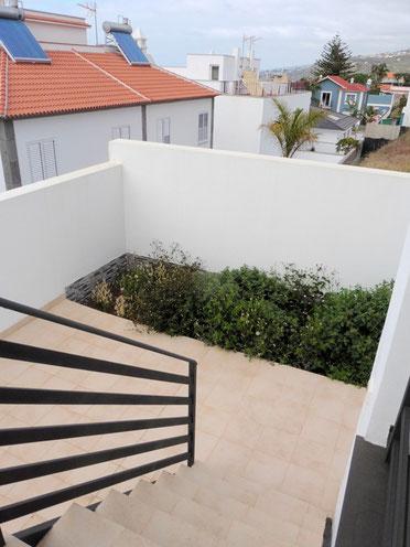 Hintere Terrasse/Garten