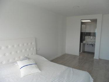 Blick auf das Badezimmer en Suite