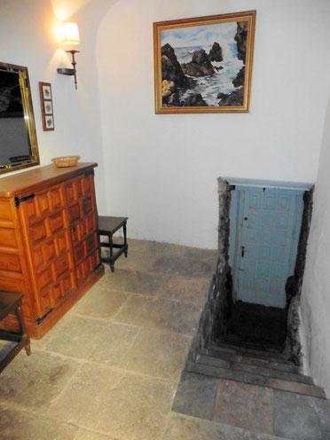 2. Eingang zum Haus