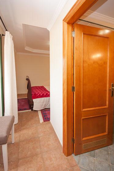 Zugang zum Bad Hauptschlafzimmer
