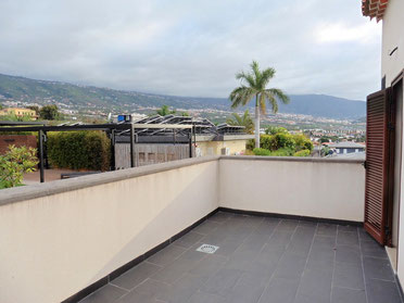 Eigener Balkon