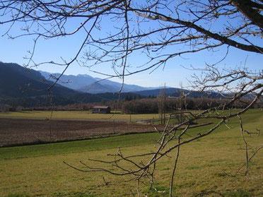 Hameau de Mouïche - Randonnée Pyrénées Audoises