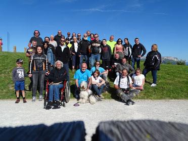 Teilnehmer SB Weekend Savoie 2018
