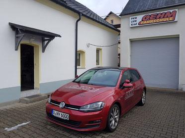VW Golf VII 2016
