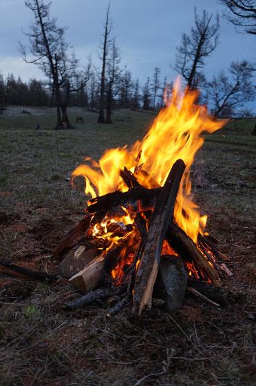 Feuer, Veränderung, Kurzzeitpsychotherapie