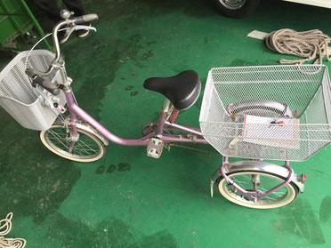 ブリジストン3輪自転車