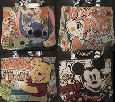 1 von 4 verschiedenen Taschen