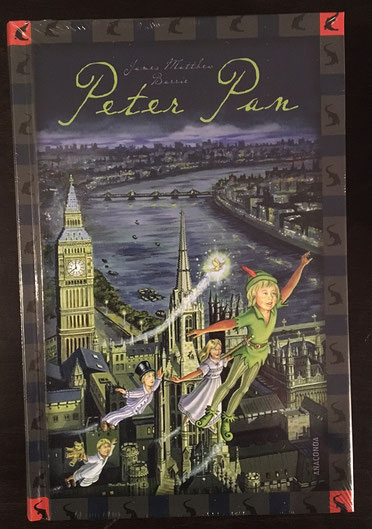 Peter Pan, J. M. Barrie, Anaconda Verlag