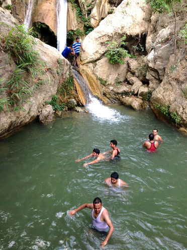 Neer Garh Waterfall, Rishikesh