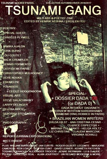 Tsunami Gang edited by Henrik Aeshna / Eros en Feu