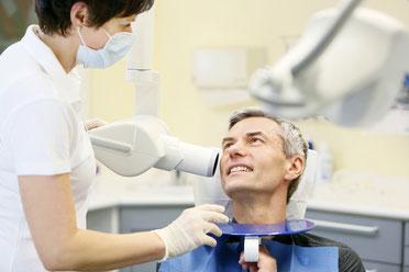 Weniger Strahlenbelastung mit mit moderner Röntgen-Technik