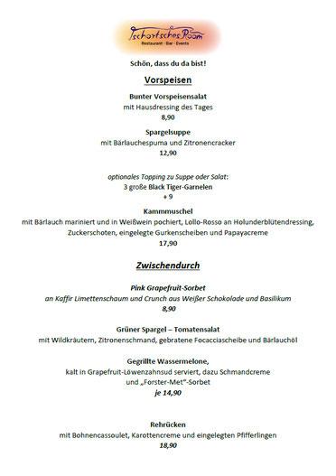 gehobene Küche gehobenes Restaurant Rottweil Tschortsches Room