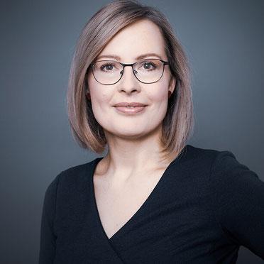 Ansprechpartnerin Saskia Scholz