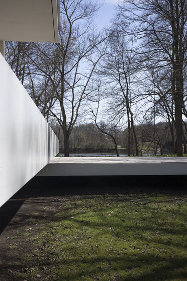 Farnsworth House 12 Chicago 2018 © Arina Dähnick