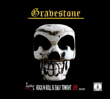 Gravestone, Band, Reunion, Riffelhof, Konzert, Video, Clip, artblow, Georg Hieber, EIVOM, Produktion, Production, Film, Gig, live, 2019, Rock'n Roll, easy, Berti Majdan, Klaus Reinelt, Doc, Mathias Dieth, Thomas Sabisch, Thomas Imbacher,  Gravestone, Band