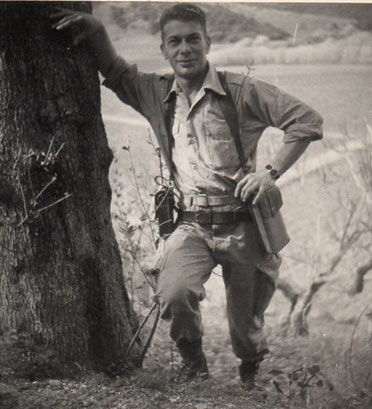 Un pantalon TTA en Algérie, 1962