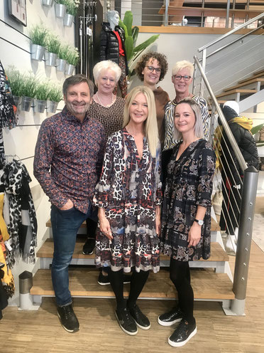 Das Team von Mode Haider in Vilsbiburg