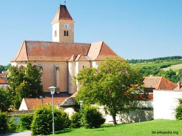 Heilig-Blut-Kirche in Pulkau