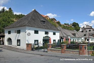 Schloss Luberegg bei Emmersdorf