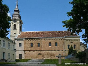 Pfarrkirche von Schöngrabern
