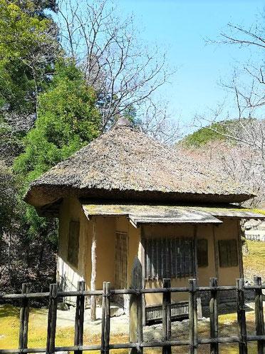 黄葉亭(茶室)