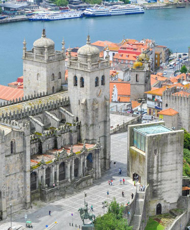 Se Catedral Porto Cathedral