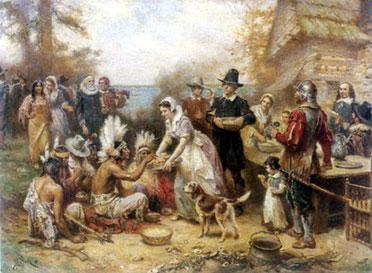 colons et indiens