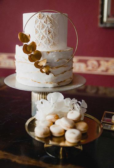 Hochzeitstorte Süße Flora
