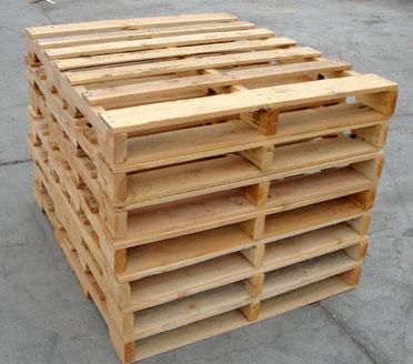 Tarimas de madera venta de tarimas nuevas y recicladas for Tarimas de madera recicladas