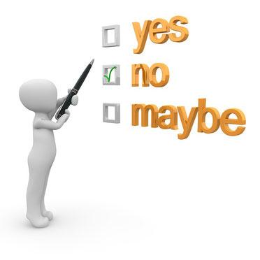 Checkliste Reinigung, Versicherung, Inventar