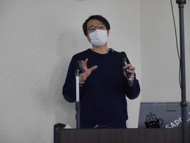 木津雄二さん