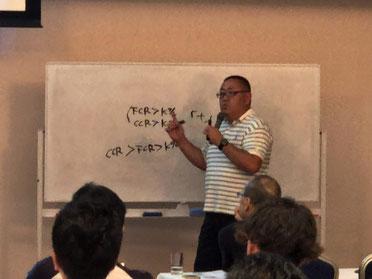 松永さんの講演の様子 その3