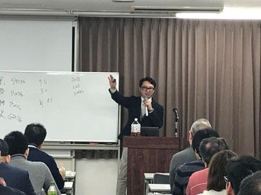 川村さんの講演の様子 その3