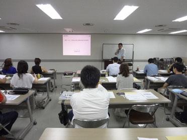 北海道大家塾 勉強会の様子 その1