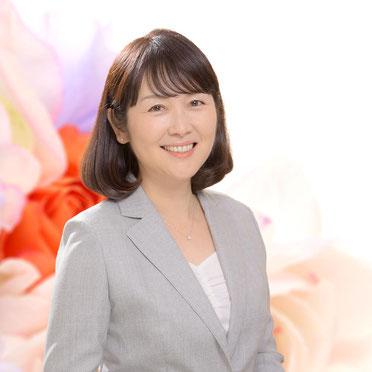 イメージコンサルタント 矢島りえこ プロフィール写真