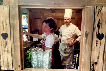 Im Ofen gereifte Tomaten mit Büffelmozzarella im Strudelteig Rezept Martin Mairhofer Gourmet Südtirol
