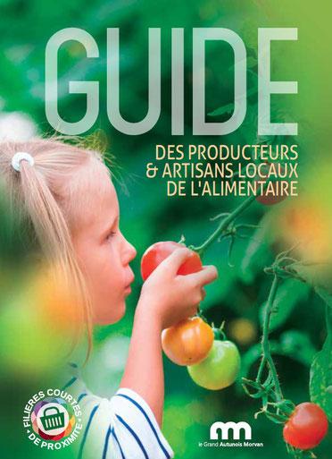 Guide des producteurs locaux de la région Autun Morvan