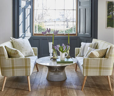 Möbelstoffe Landhausstil