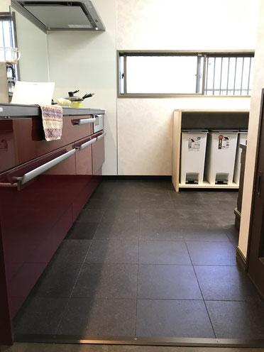 キッチンセラミック天板