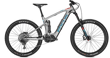 Focus Sam² 6.7 e-MTB Fully 2019