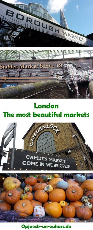 Street Markets London