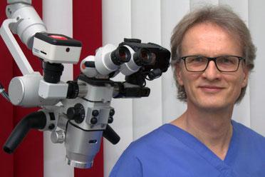 Zahnarzt Thomas Ahrendt, Wemding: Wurzelbehandlung