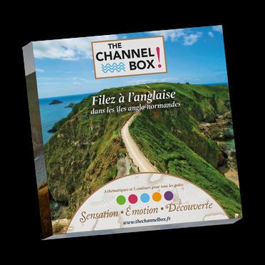 Box cadeau îles Anglo Normandes