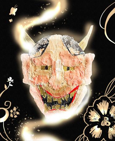 宵の宴/マスキングテープ PhotoshopCS6 2013,8.25