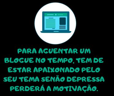 escolher tema de blogue- blog ganhar dinheiro Portugal