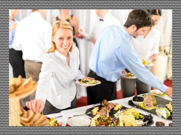 Stretchfolien in der Gastronomie