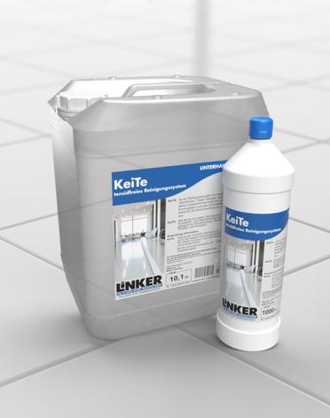 KeiTe_Linker Chemie-Group, Reinigungschemie, Reinigungsmittel, Neutralreiniger