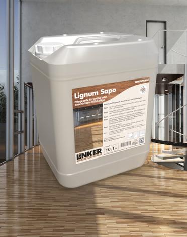 Lignum Sapo, Holzseife. Holz pflege, Linker-Chemie